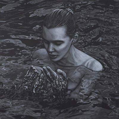 Adam Stennett, 'Water Through Hands', 2017