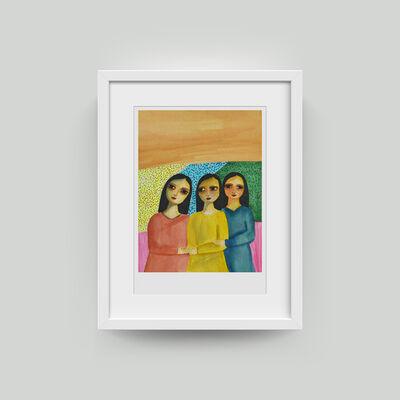 Haya Kaabneh, 'My Comfortable Space #6', 2018