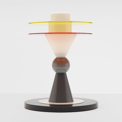 Ettore Sottsass, 'Bay table lamp', 1983