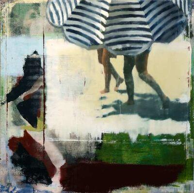 Philip Buller, 'Striped Umbrella', 2015