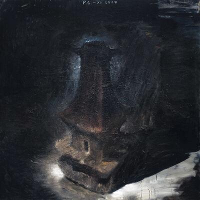 Pietro Geranzani, 'Piccolo Bure Kalou - La Casa degli Spiriti', 2019