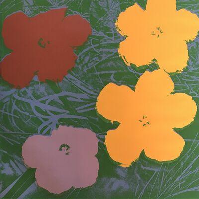 Andy Warhol, 'Flowers F&S II.65', 1970