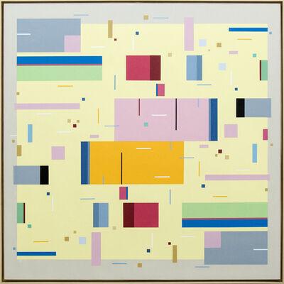 Burton Kramer, 'All That Jazz 5.2', 2015