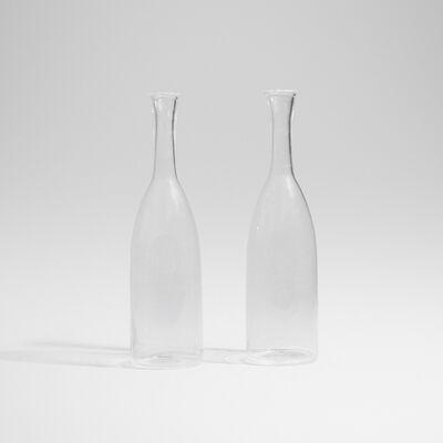 Nina Nørgaard, 'water carafes, pair'