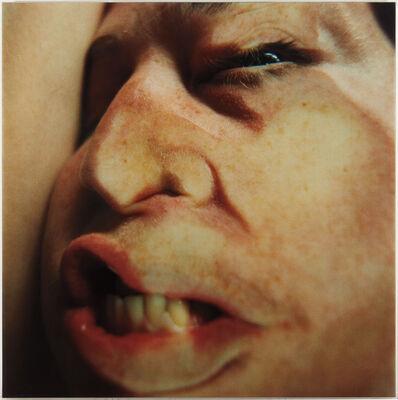 Jenny Saville & Glen Luchford, 'Closed Contact #16', 1995-1996