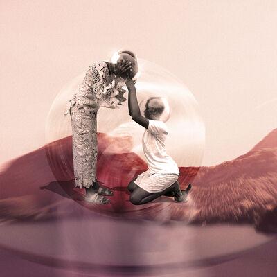Joseph Obanubi, 'Water aid IV', 2020