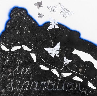 Christian Silvain, 'La séparation', 2012