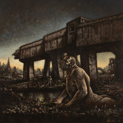 Peter Howson, 'Dies Irae (The Day of Wrath)', 2019