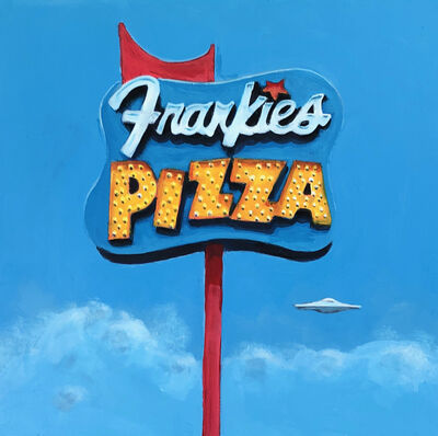 Jeffrey Bess, 'Frankie's Pizza', 2019