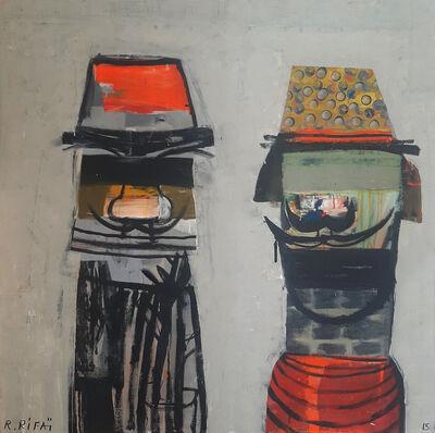 Raouf Rifai, 'Darwich ', 2020