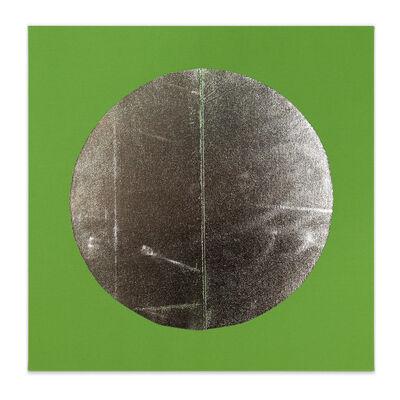 Chad Kouri, 'Reflection Pool Green (2x2)', 2021