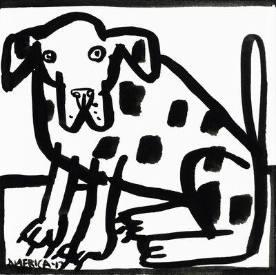 America Martin, 'Dalmatian Dog', 2013