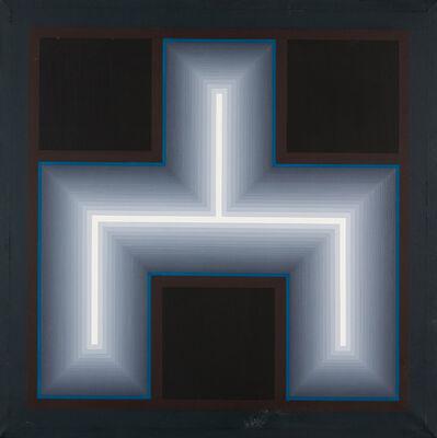 Rino Sernaglia, 'Negativo - Positivo', 1973