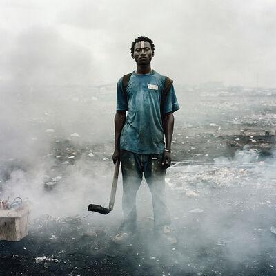 Pieter Hugo, 'Aissah Salifu, Agbogbloshie Market, Accra, Ghana from Permanent Error', 2010