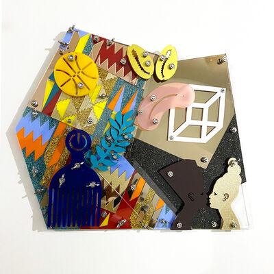 Damien Davis, 'Single Issue (Blackamoors Collage #328)', 2020