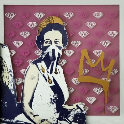 STATIC, 'Queen Vandal', 2012
