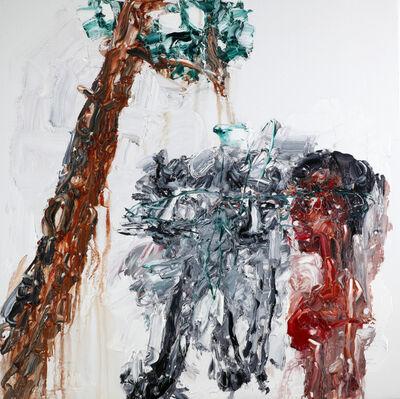 Chen Ping, 'Under Pine Tree II', 2017