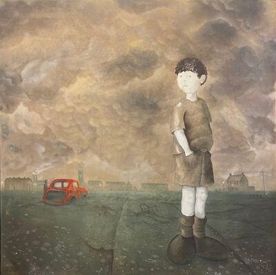 MacKenzie Thorpe, 'Common Ground ', 2015