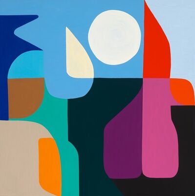 Stephen Ormandy, 'Space Race', 2015