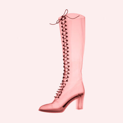 David Arky, 'Boot - Pink', 2019