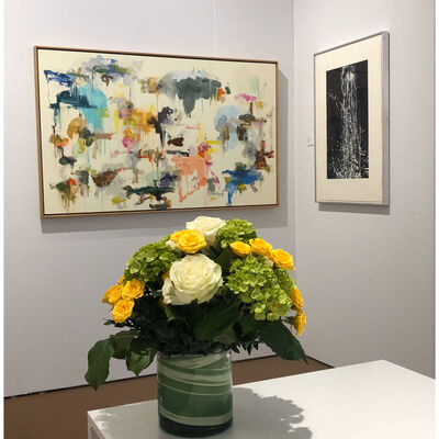 F.L. Braswell Fine Art at Palm Beach Modern + Contemporary 2020, installation view