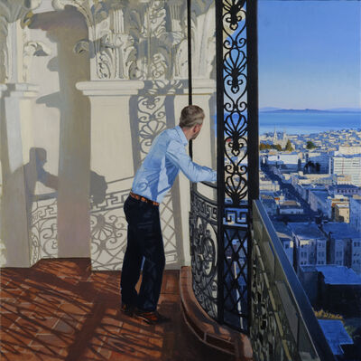Iain Faulkner, 'San Francisco Morning', 2018