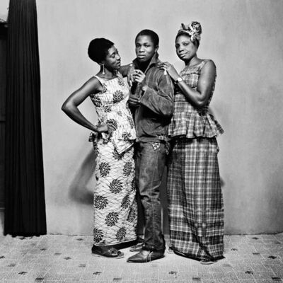 Adama Kouyate, 'Untitled, Bouaké, 1966', 1966