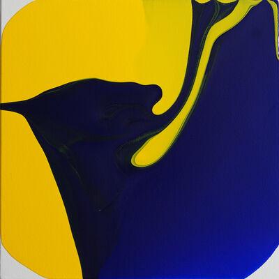 Mugi Nakajima, 'luminous dropping 2019 S6 01', 2019