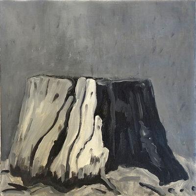 Marie Van Elder, 'Grisaille Stump III MVE003', 2017