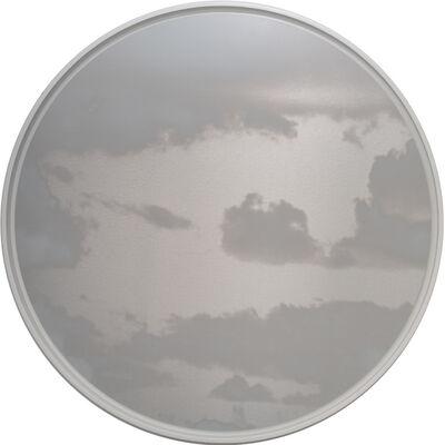 Miya Ando, 'Kumo (Cloud) Tondo 4.19.60.1', 2019