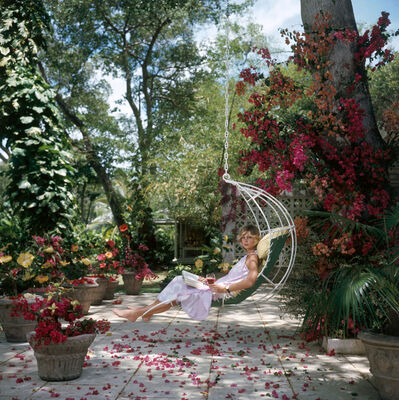 Slim Aarons, 'Barbados Bliss (Slim Aarons Estate Edition)', 1976