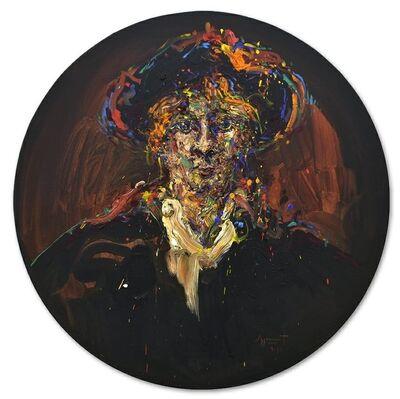Jazzamoart, 'Los Suenos del Retrato del Pintor ', 2015