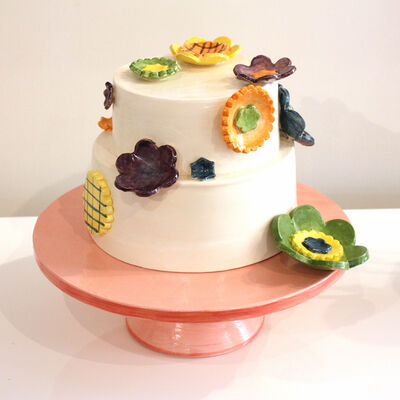 Liv Antonecchia, 'Flower Cake ', 2019