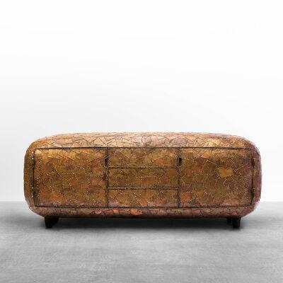 Maarten Baas, 'Carapace Wide Cabinet', 2016