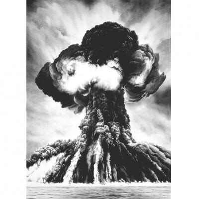Robert Longo, 'Russian Bomb (Semipalatinsk)', 2003-2011