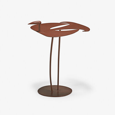 Judy Kensley McKie, 'Bird Table, edition of 32, Cambridge, MA', 1997