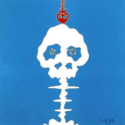 Takashi Murakami, 'Time Bokan (Blue)', 2011