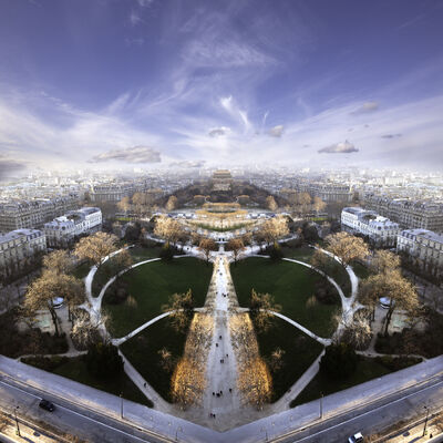 Tom Leighton, 'Paris 1', 2012