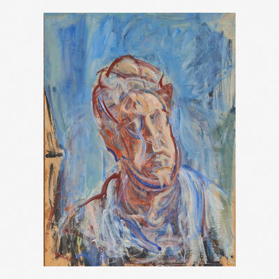 Leland Bell, 'Self-Portrait', 1957