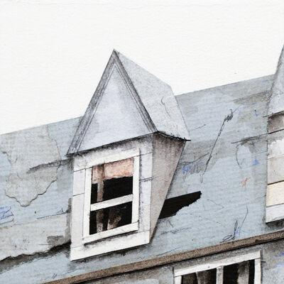 Seth Clark, 'Rooftop Study II', 2016
