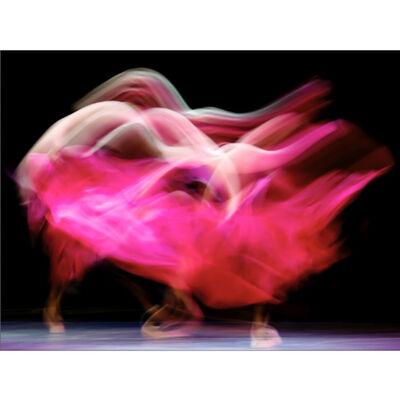 Lindsi Hollend, 'dancer', 2018
