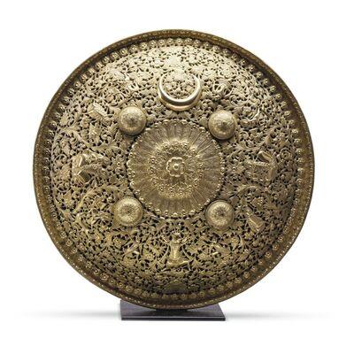 Indian, 'Ceremonial Shield ', c. 19th century