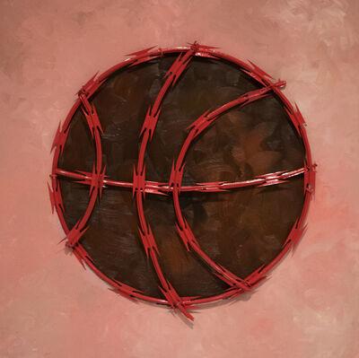 Omari Booker, 'Do You Play Basketball?', 2019