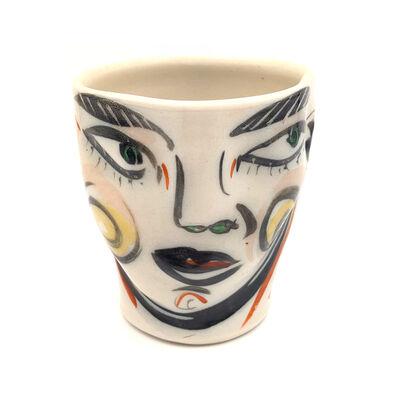 Akio Takamori, 'Cup VIII', 1980-1989
