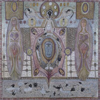 Solange Knopf, 'Spirit Codex No. 3', 2012