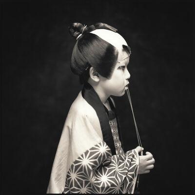 Hiroshi Watanabe, 'Yuki Nonaka, Matsuo Kabuki', 2003