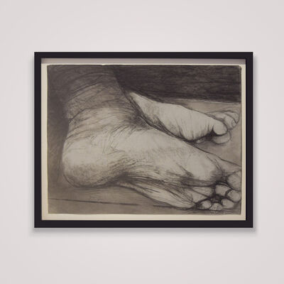 Carlos Zapata, 'Feet', 2017