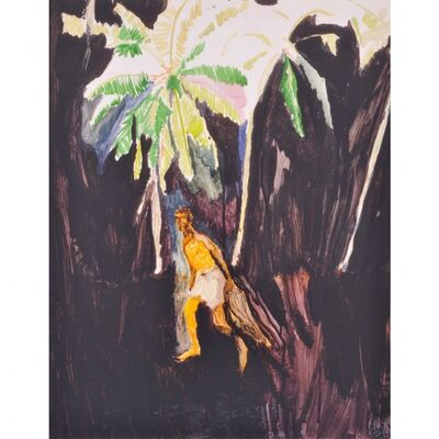 Peter Doig, 'Fisherman', 2013