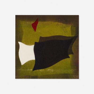 Harry Bertoia, 'Untitled (Monoprint)', c. 1942