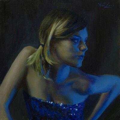 Michael Van Zeyl, 'Disco Blue', 2015